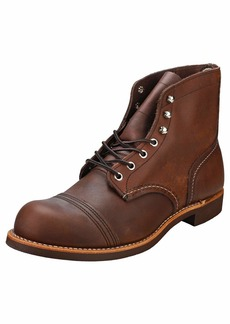 "Red Wing Heritage Iron Ranger 6"" Boot D(M) US"