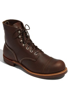 Red Wing 'Iron Ranger' 6 Inch Boot (Men)
