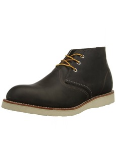 Red Wing Men's Heritage Work Chukka Boot Charcoal Rough And Tough 10.5 D(M) US