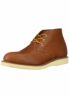 Red Wing Men's Heritage Work Chukka Boot Oro-iginal  D(M) US
