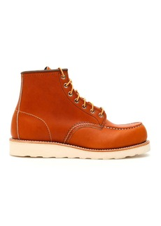 Red Wing Oro-legacy Moc Toe Boots