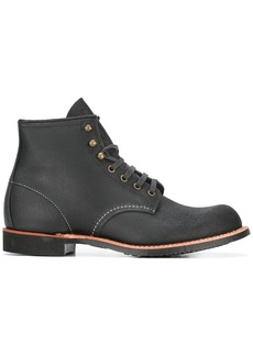 Red Wing Shoes lace-up boots - Black