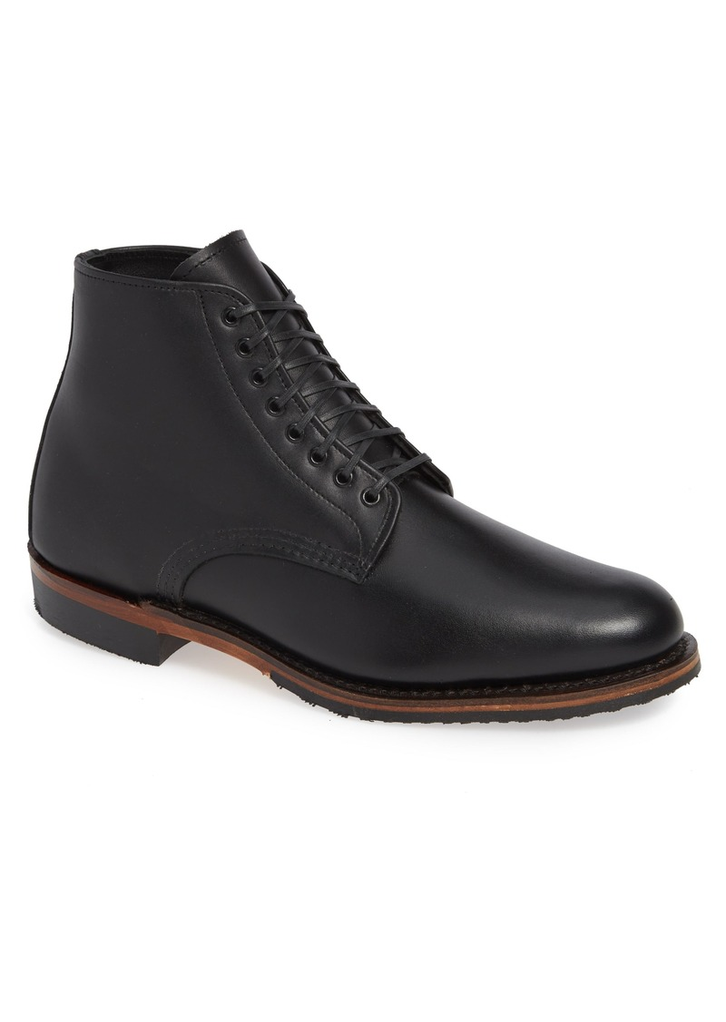 Red Wing Williston Plain Toe Boot (Men)