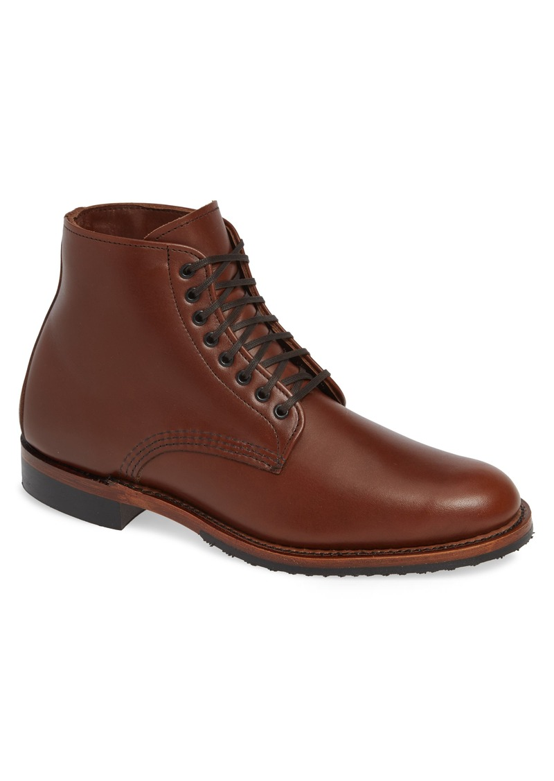 f1ae5679ec1 Red Wing Red Wing Williston Plain Toe Boot (Men)