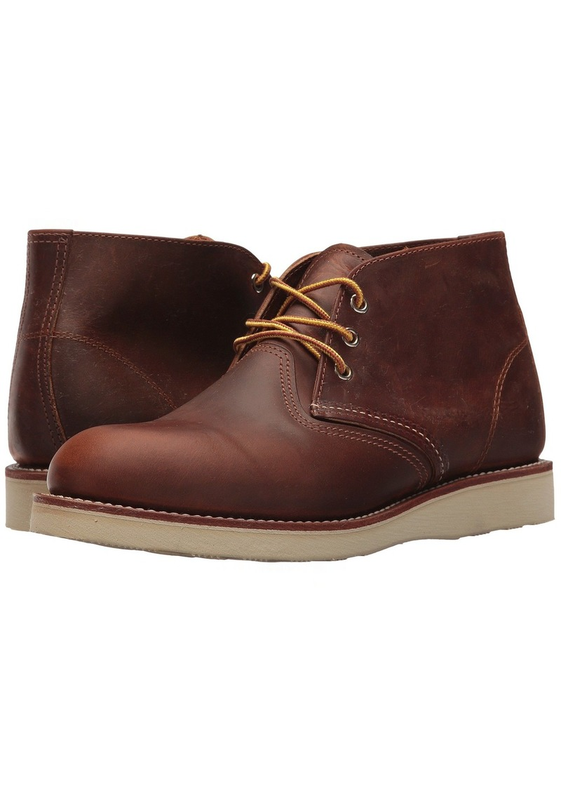 Red Wing Work Chukka