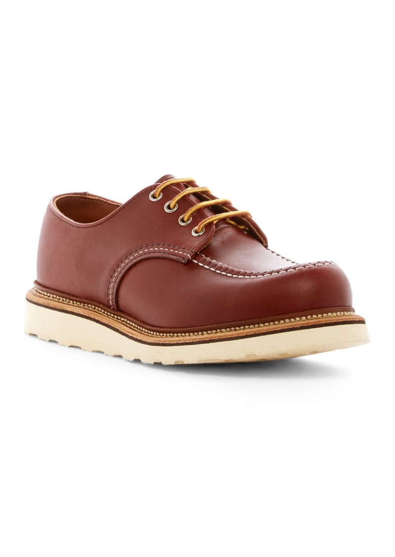 1f7d7e8cdca Work Leather Derby - Factory Second