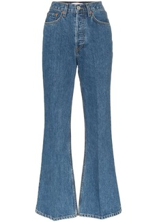 Re/Done 70s flared jeans