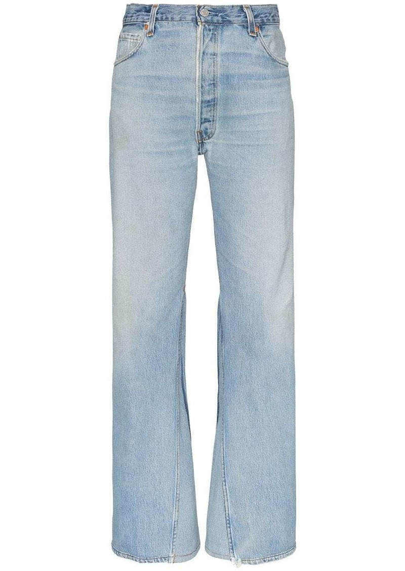 Re/Done '70's Ultra bell bottoms