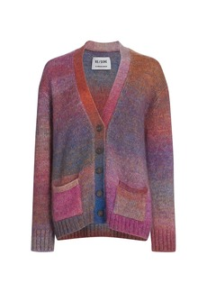 Re/Done 90s Oversized Knit Cardigan