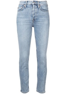 Re/Done classic skinny-fit jeans