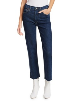 Re/Done Comfort Stretch High-Rise Jeans