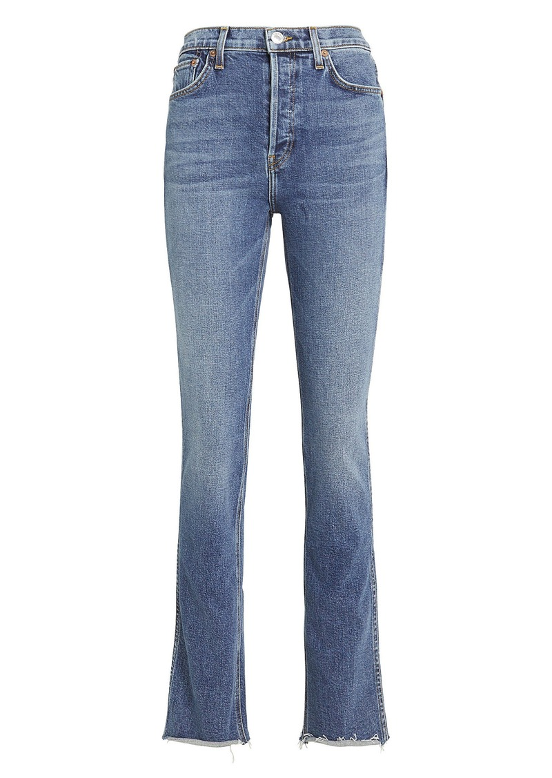 Re/Done Double Needle Stretch Jeans