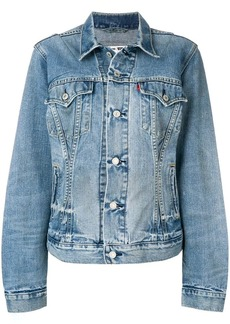 Re/Done fitted denim jacket