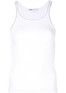 Re/Done fitted tank top
