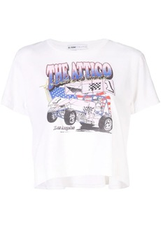 Re/Done graphic print T-shirt