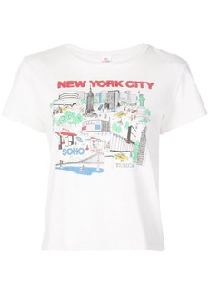 Re/Done New York City T-shirt