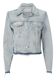 Re/Done Reconstructed Denim Jacket