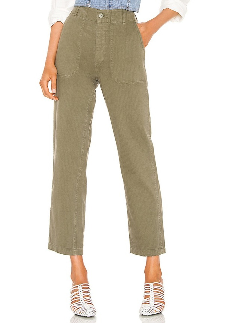 RE/DONE 50s Military Trouser