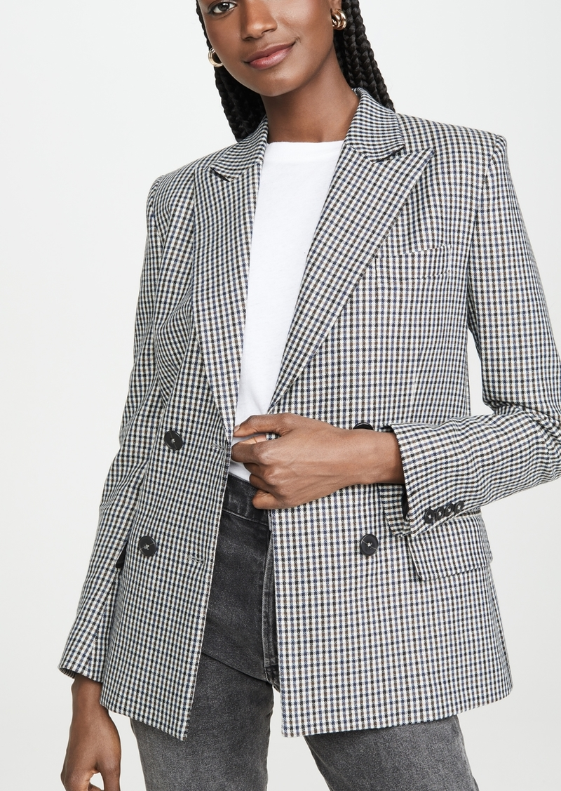 RE/DONE 70s Double Breasted Blazer