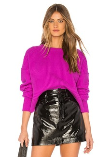 RE/DONE Cashmere Crop Sweater