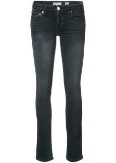 Re/Done classic fitted jeans
