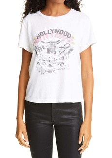 Re/Done Classic Hollywood Graphic Tee
