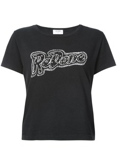 RE/DONE Doll graphic Tee