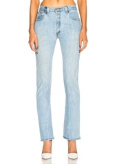 RE/DONE LEVI'S Cindy Crawford The Crawford High Rise