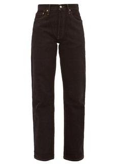 Re/Done Originals 90s straight-leg jeans