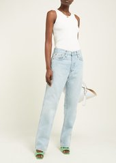 Re/Done Originals Low Slung stone-washed denim jeans