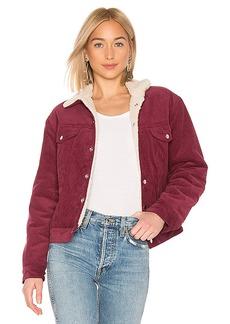RE/DONE Originals Oversized Trucker Jacket