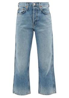 Re/Done Originals Straight-leg jeans