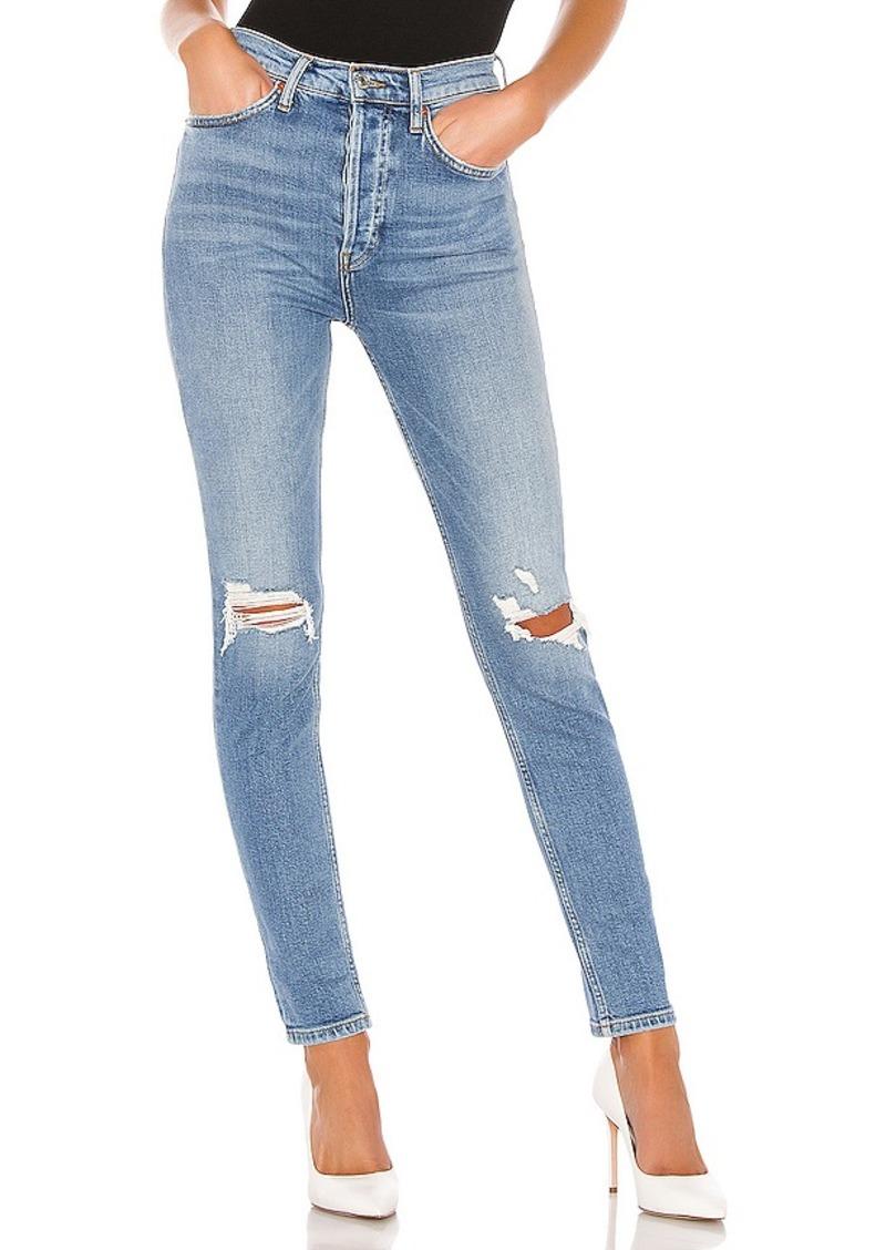 RE/DONE Ultra High Rise Jean