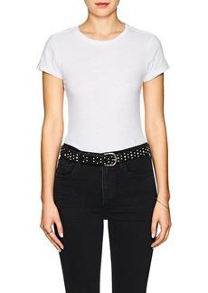 RE/DONE Women's Cotton T-Shirt Bodysuit