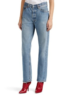 RE/DONE Women's High-Rise Levi's® Jeans
