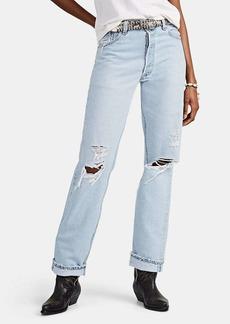 RE/DONE Women's The '90s Deconstruction Levi's® Jeans