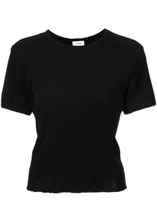 Re/Done ribbed T-shirt