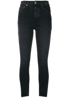Re/Done slim fit jeans