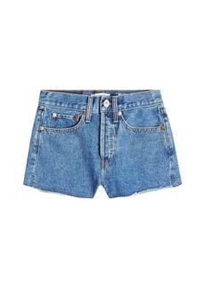 Re/Done The Short Denim Cut-Offs