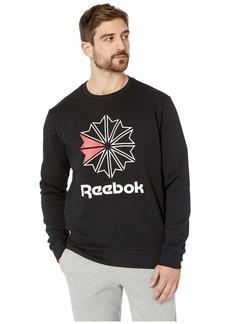 Reebok Activchill Ft Big Starcrest Crew