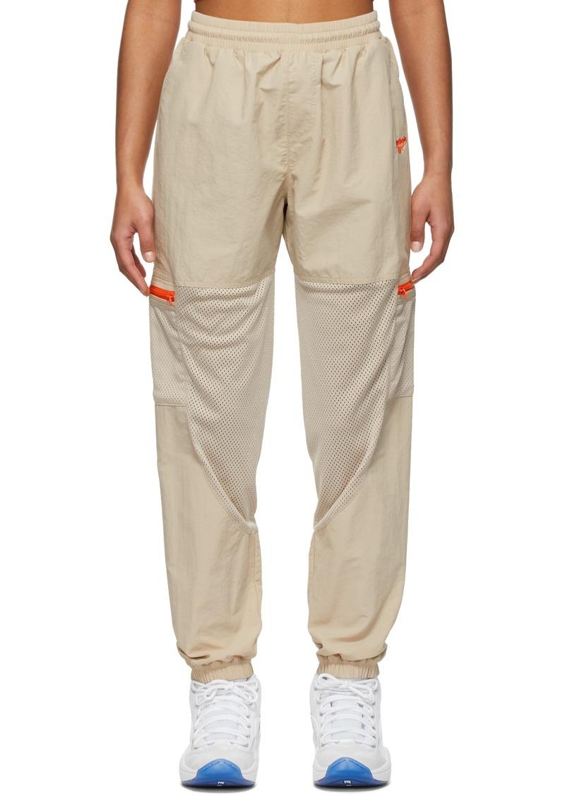Reebok Beige Cargo Pants