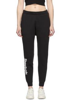 Reebok Black CL V P Jogger Lounge Pants