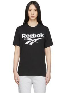 Reebok Black Classics Vector T-Shirt