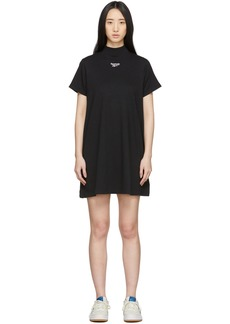 Reebok Black Classics Vector T-Shirt Dress