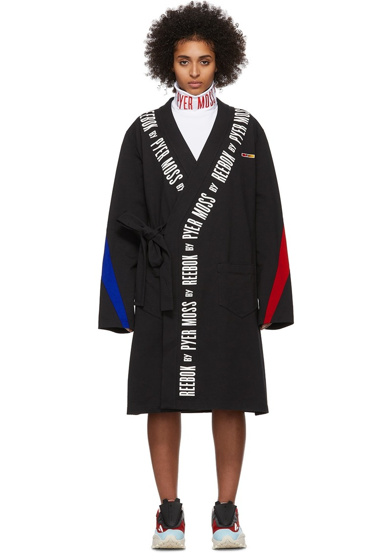 Reebok Black Collection 3 Wrap Dress