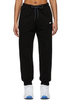 Reebok Black Jogger Lounge Pants