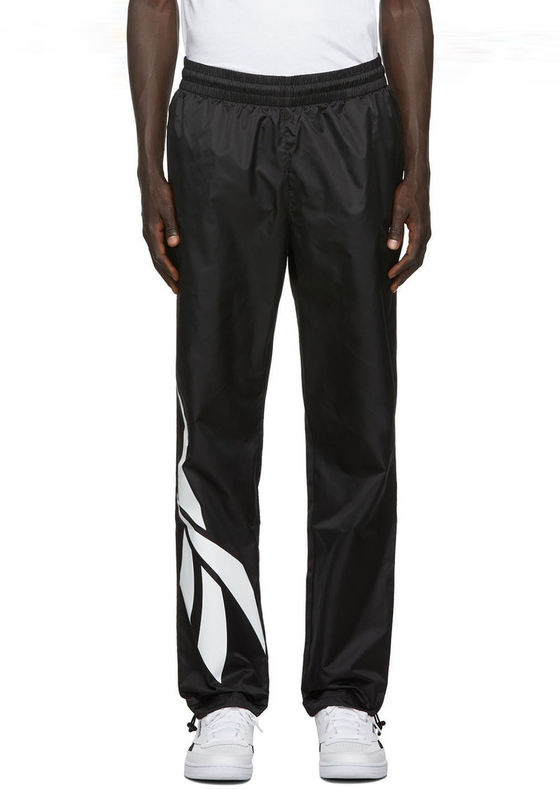 Reebok Black Team Track Pants