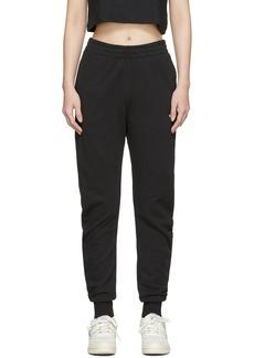 Reebok Black Vector Lounge Pants