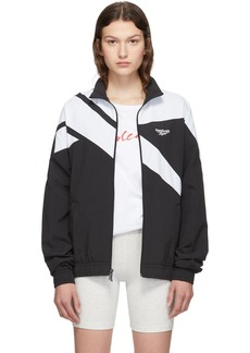 Reebok Black Vector Track Jacket