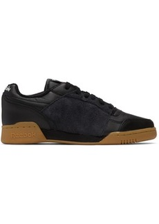 Reebok Black Workout Plus Nepenthes Sneakers